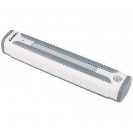 Barra Luz LED C/Sensor Presencia 3pilas AA