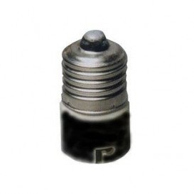 Adaptador Rosca Bombillas B22 Hembra a E27 Macho