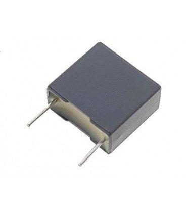 Condensador Polipropileno 10uF 275VacX2 R37,5mm
