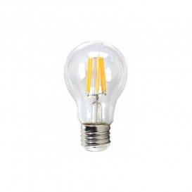 Bombilla de filamento LED E27 Regulable ESTANDAR 6W Luz Calida