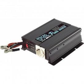 Inversor Corriente 24Vdc a 230Vac 600W Modificada