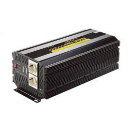 Inversor Corriente 12Vdc a 230Vac 2500W Modificada