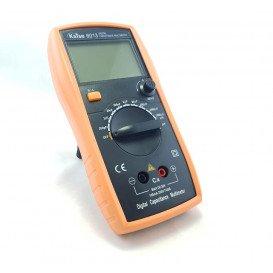Capacimetro Digital de 200pF a 20000uF protector