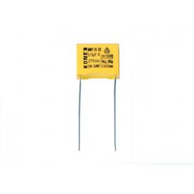 Condensador Polipropileno 150nF 275VacX2 R15