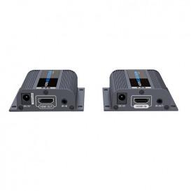 Extensor HDMI Activo por UTP RJ45 40m max POE