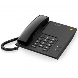 Telefono Fijo Sobremesa Temporis 26 Negro
