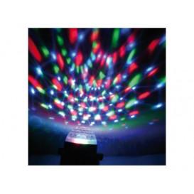 Efecto LED Mini Esfera con Rayos