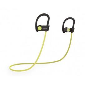 Auriculares Bluetooth Sport Negro/Verde
