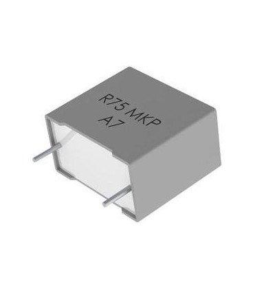 Condensador Polipropileno 1uF 400Vcc R22.5mm
