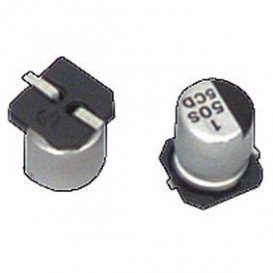 47uF 16V SMD Condensador Electrolitico 6,3x5,3mm SMD