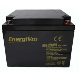 Bateria PLOMO 12V 26Ah UPS/Sais  175x165x125mm