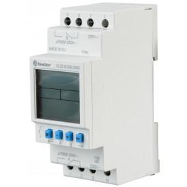 Interruptor Horario Semanal Digital Carril DIN SPDP 30A