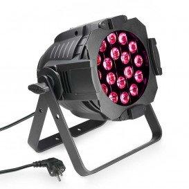 Foco LED PAR64 RGB STUDIO 18LED 3W CAMEO