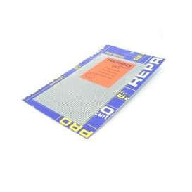 CT1 Placa Fibra Topos paso 2,54 90x155mm