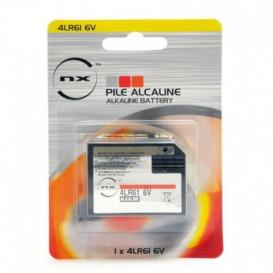 Pila 4LR61 Alcalina 6V 32ma NX