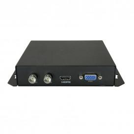 Conversor HDCVI a HDMI