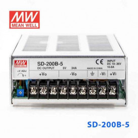 Reductor Tension 19-36VDC a 5VDC 170W 34Amp