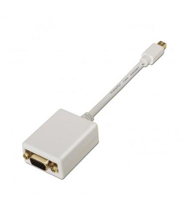 Adaptador MiniDisplayPort a VGA 0,15m