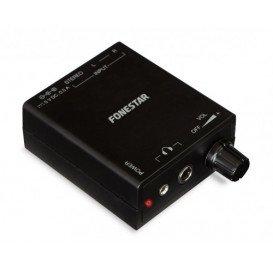 Amplificador Auriculares con control volumen