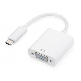 Adaptador USB-C a VGA PEPE