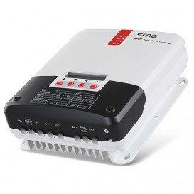 Regulador Carga Solar 12V/24V/36V/48V 30A MPPT