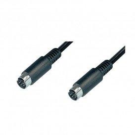 Cable MiniDIN 4pin Macho a MiniDIN 4pin Macho 10 metros