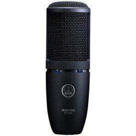 Microfono Vocal Condensador Perception Live P120 USB AKG
