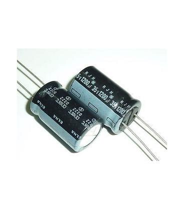 Condensador Electrolitico 1200uF 35V 105º 16x20mm