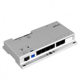 Switch PoE para VideoPorteros X-SECURITY / DAHUA