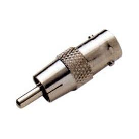 Adaptador BNC Hembra a RCA Macho 19.365
