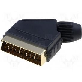 Conector EUROCONECTOR Macho Aereo 21Pin