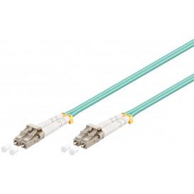 Latiguillo Multimodo Duplex Fibra Optica LC/LC OM3 50/125 2m