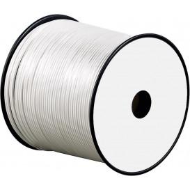 Bobina 100m Cable Paralelo 2x1mm BLANCO