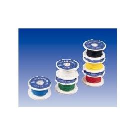 Hilo Rigido WIRE WRAPPING AWG30 color AMARILLO (carrete de 15