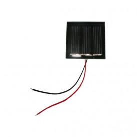 Pack 4 celulas solar 1,5V 75ma