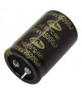 Condensador Electrolitico 15000uF 35Vdc medidas 30x45mm 2pin