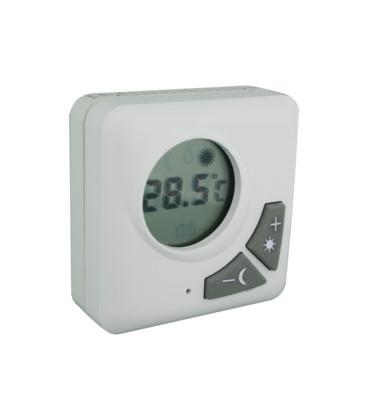 Termostato electrónico digital de 5ºC a 30ºC 10Amp