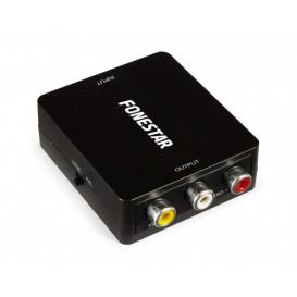 Convertidor HDMI a CVBS
