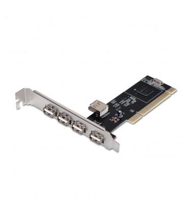 Tarjeta PCI USB 2. 0 5 Puertos DS-33220 NANOCABLE.