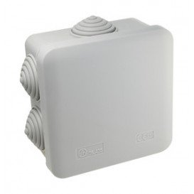 Caja Conexion Superficie Estanca 80x80x40mm IP55