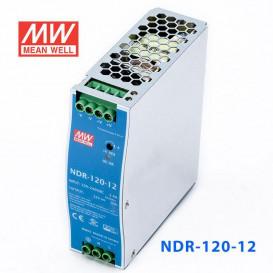Fuente de Alimentacion Carril DIN 12Vdc 120W 10Amp Mean Well