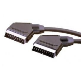 Cable EUROCONECTOR Macho-Macho de 1,5m