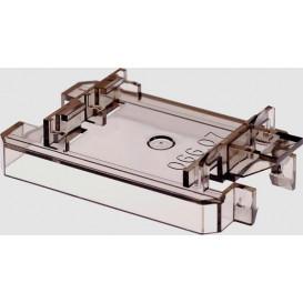 Adaptador Frontal para Carril DIN para Reles serie 66 FINDER