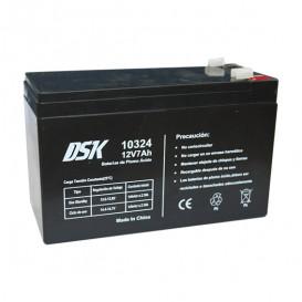 Bateria PLOMO 12V 7Ah AGM  151x65x94mm DSK
