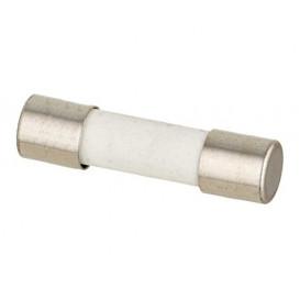 FUSIBLE LENTO  0,500Amp 250Vca 5x20 Ceramico 500mA