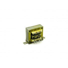 Transformador Alimentacion 7,5V+7,5Vac 0,5Amp