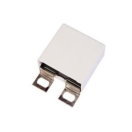 Condensador Caja 1uF 1200Vdc 5% terminales para tornillo