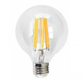 Bombilla de Filamento LED E27 Regulable GOBLO 6W Luz Calida