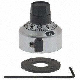 Boton de precision con contador para Eje de 6,35mm BOURNS