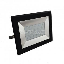 Foco Proyector LED 100W 6400lm 4000K SMD Slim VT-40101